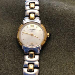 Woman's Tissot Watch